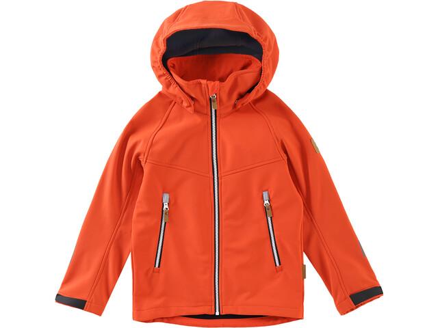 Reima Vild Softshell-takki Pojat, orange